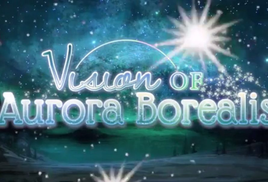 "Enjoy The Story Of ""Vision of Aurora Borealis"" Today On Steam"