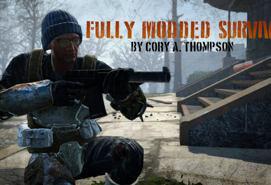 Fully Modded Survivor Fallout 4 Mod Guide And Survival Tips I loaded up fo4edit after a loot sort and selected every esm and esp that wasn't a bethsoft original. fully modded survivor fallout 4 mod