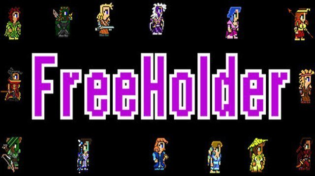 FreeHolder on Steam PC - #GTUSA 1