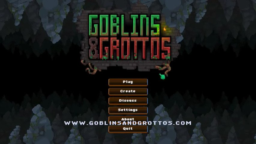 Goblins and Grottos - #GTUSA 1