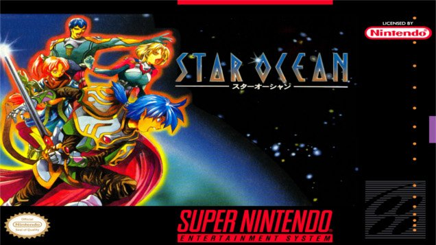 Star Ocean's 20th Anniversary Post - #GTUSA 1