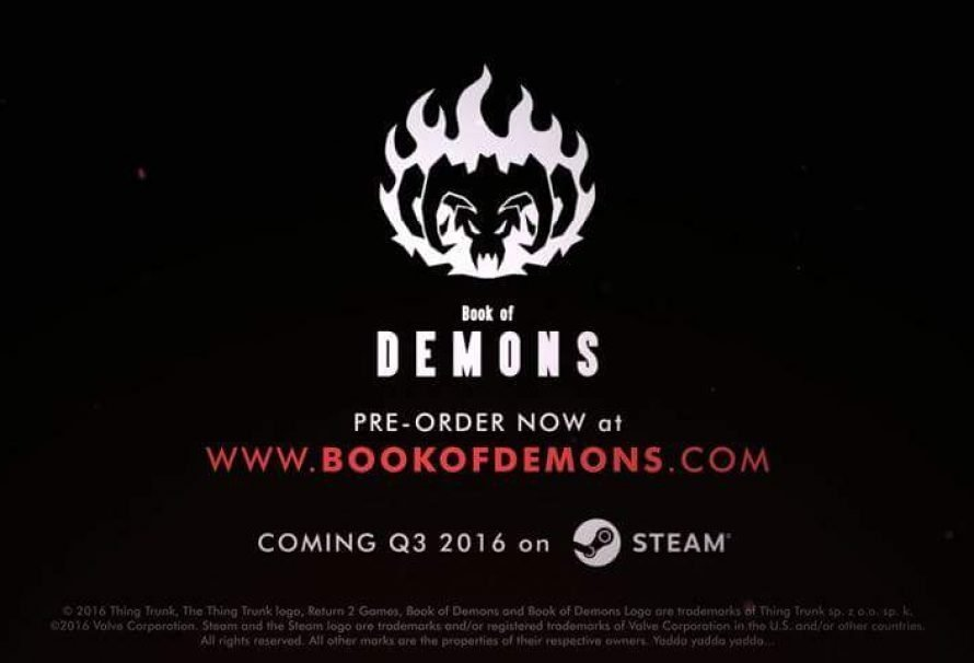 Book of Demons Early Access game on Steam