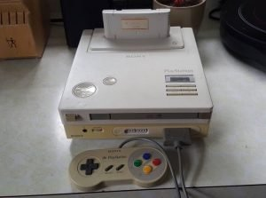 "The ""Nintendo Playstation"" Prototype"