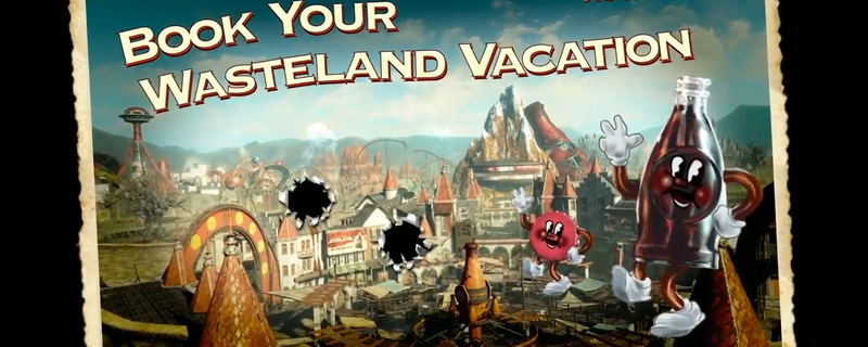 Fallout 4's Nuka World Trailer Is Awesome!