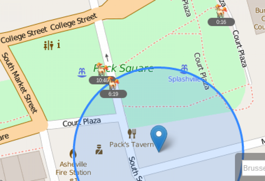 NEW POKEMON TRACKER: Check out Fast Pokemon Map ...