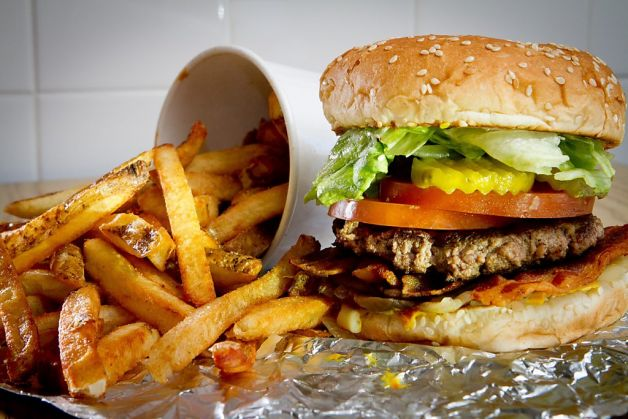 Fast Food Review - #GTUSA 1