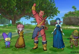 Square Enix Confirms Dragon Quest X's Development For Nintendo NX Alongside The PS4 Version