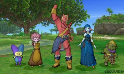 dragonquest10races