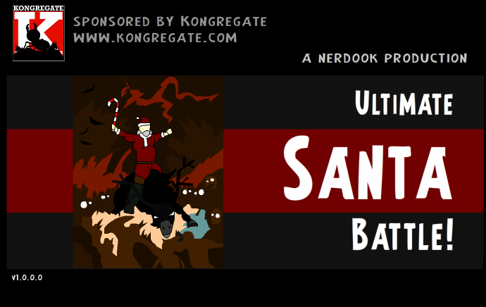 Ultimate Santa Battle - #GTUSA 1