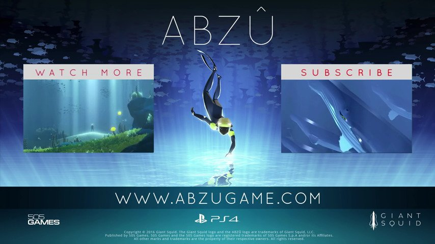 This Week on PSN - Abzu - #GTUSA 1