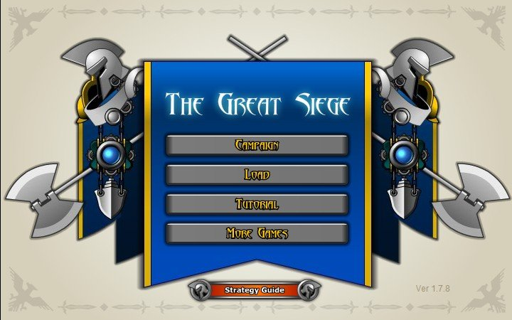 The Great Siege - #GTUSA 1