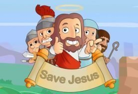 Save The Savior Today In Save Jesus