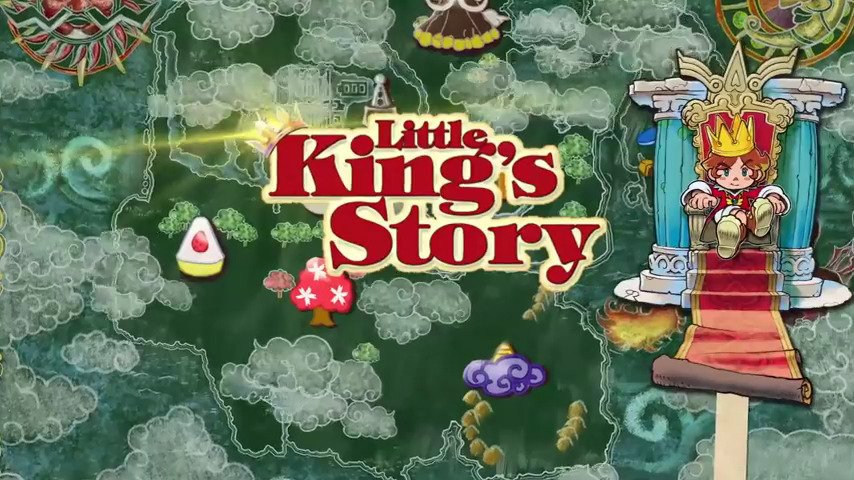 Little Kings Story - #GTUSA 1