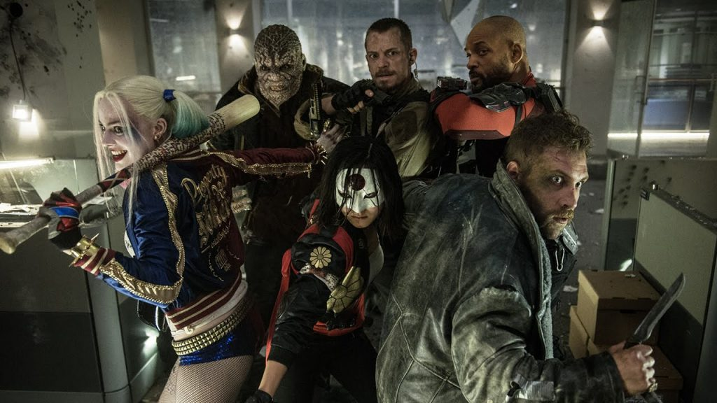 Suicide Squad Review - #GTUSA 4