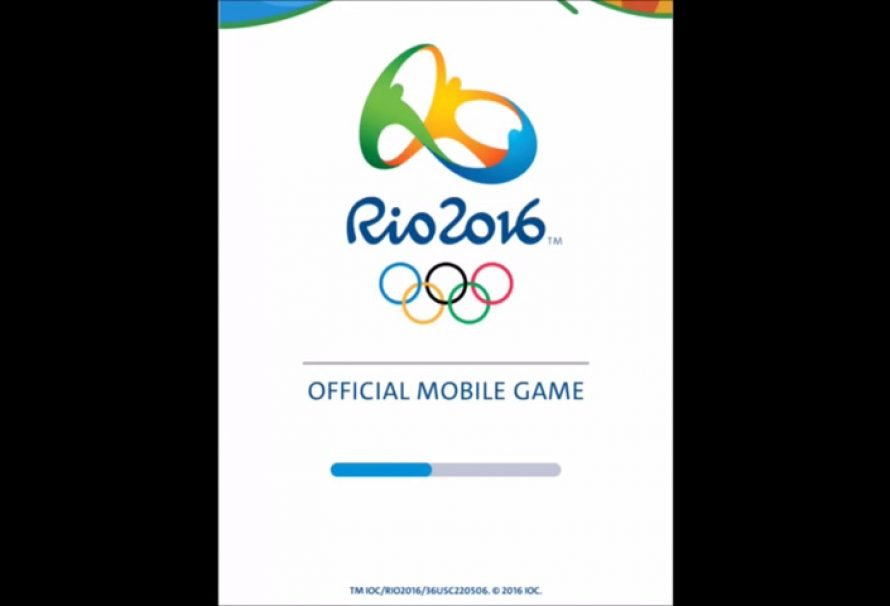 Rio 2016 Olympic Games ~ Free To Play Mobile Game