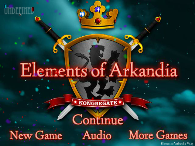 Elements of Arkandia - #GTUSA 1