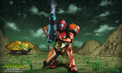 Metroid 2 Project AM2R - #GTUSA 3