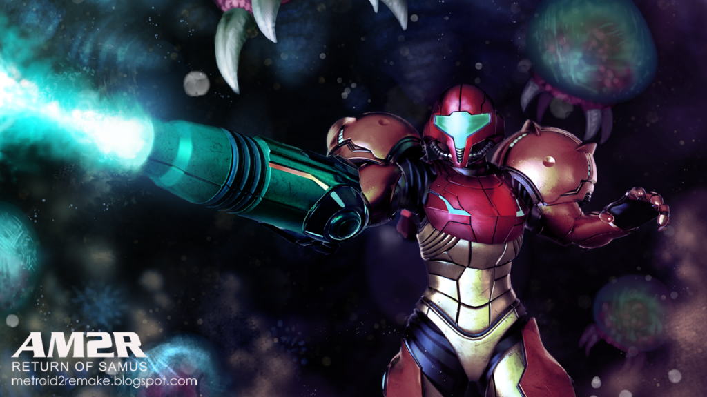 Metroid 2 Project AM2R - #GTUSA 1