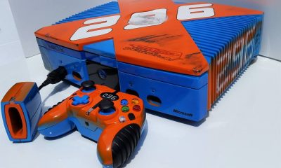 Test Drive Eve Of Destruction Custom Original Xbox - GT USA 1