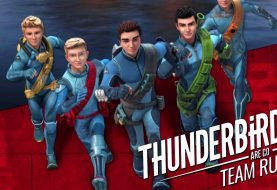 Thunderbirds Are Go: Team Rush ~ Free To Play Mobile Game