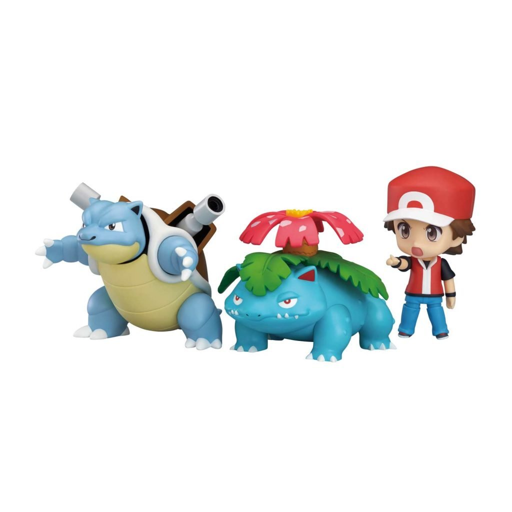 Nendoroid Pokémon Trainer Red - #GTUSA 3