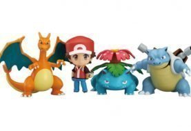 Check Out These Nendoroid Pokémon Trainer Red Poseable Figures
