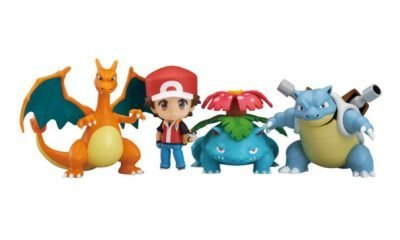 Nendoroid Pokémon Trainer Red - #GTUSA 1