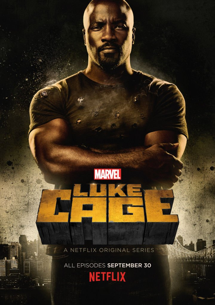 Luke Cage Poster - Source - IGN