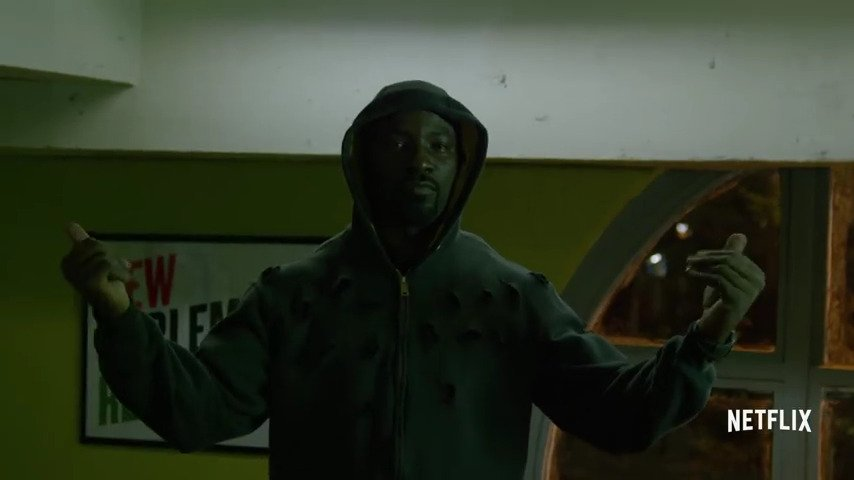 Marvel's Luke Cage is Coming to Netflix on September 30th - #GTUSA 6