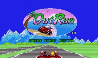 Out Run Genesis Japan Anniversary - #GTUSA 3