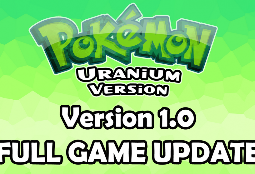 Fan Made Pokémon Uranium Has Finally Released After 9 Years Of Work