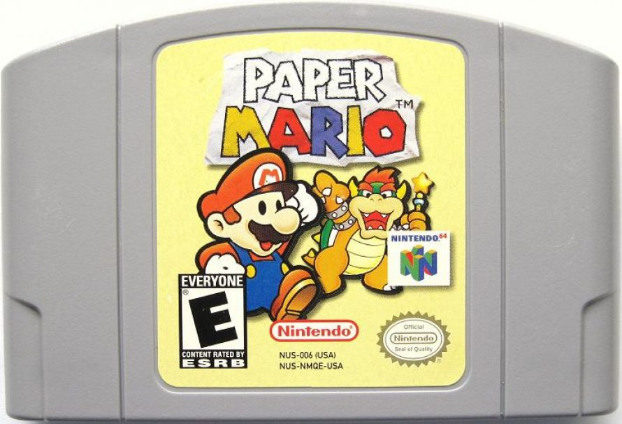 Paper Mario Was Release 16 Years Ago Today