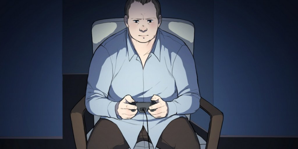 Gaming vs Depression - #GTUSA 1