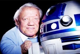 R.I.P. Kenny Baker - You May Know Him As R2-D2 From the Star Wars Movies