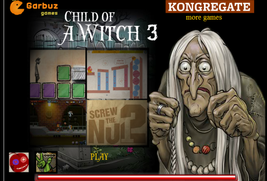 Child of a Witch 3 – Free To Play Browser Game