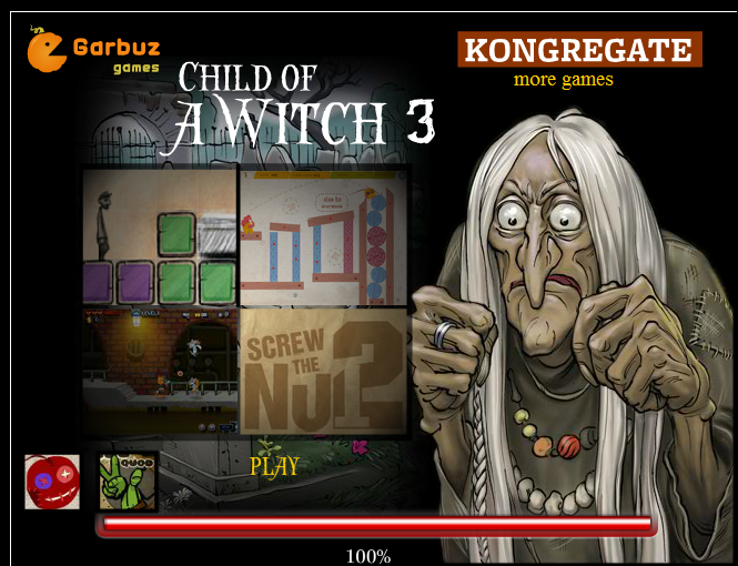 Child of a Witch 3 - #GTUSA 1