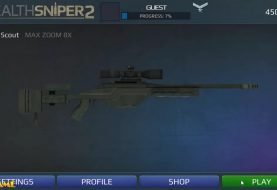 Stealth Sniper 2 - Free To Play Mobile Game