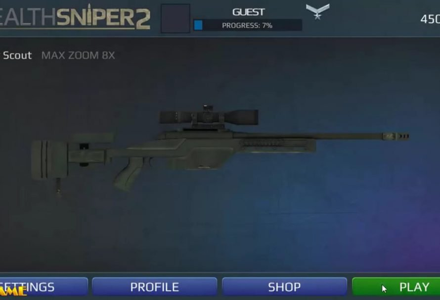 Stealth Sniper 2 – Free To Play Mobile Game