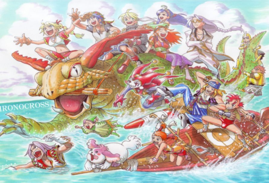 Chrono Cross Released 16 Years Ago In The United States