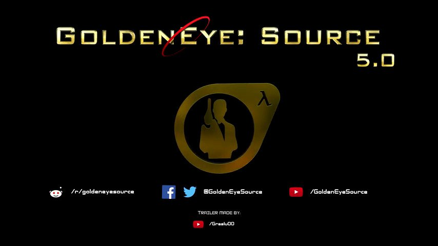 GoldenEye: Source 5.0 - #GTUSA 1
