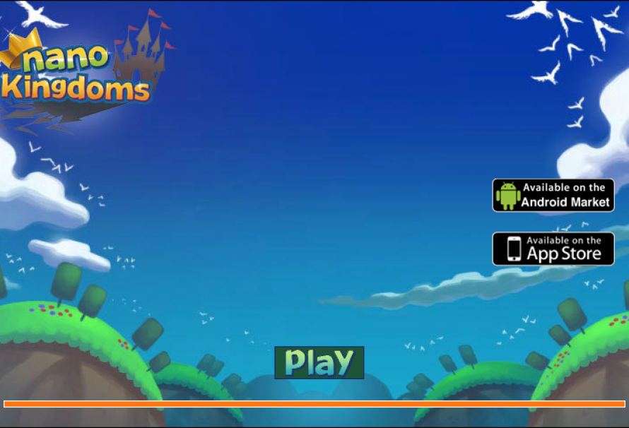 Nano Kingdoms – Free To Play Browser Game
