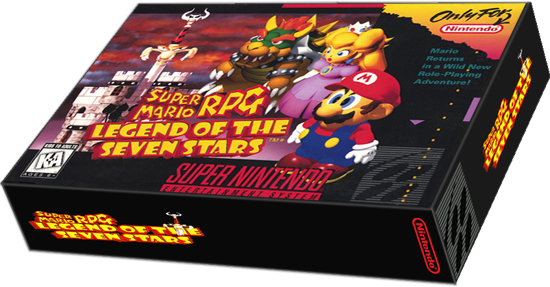 Super Mario RPG Legend of the Seven Stars13