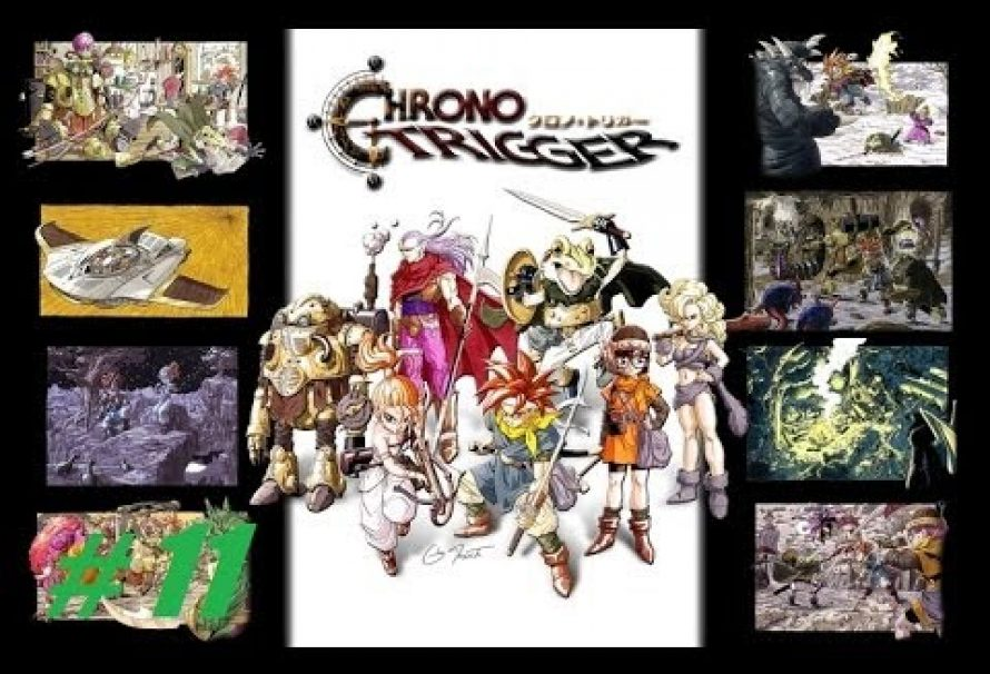 Chrono Trigger Launched 21 Years Ago in the United States Today