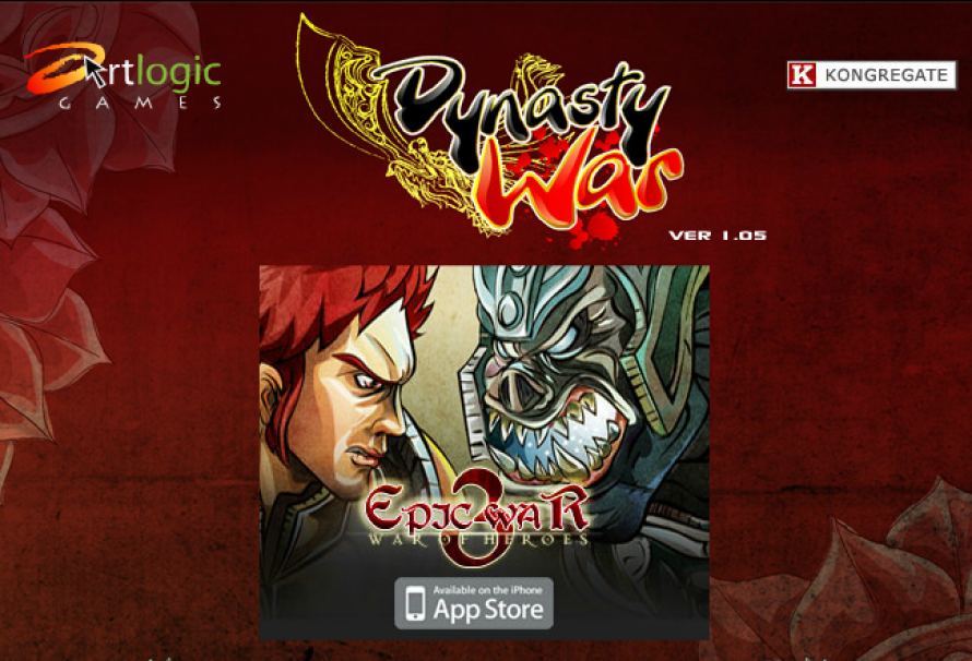 Dynasty War – Free To Play Browser Game