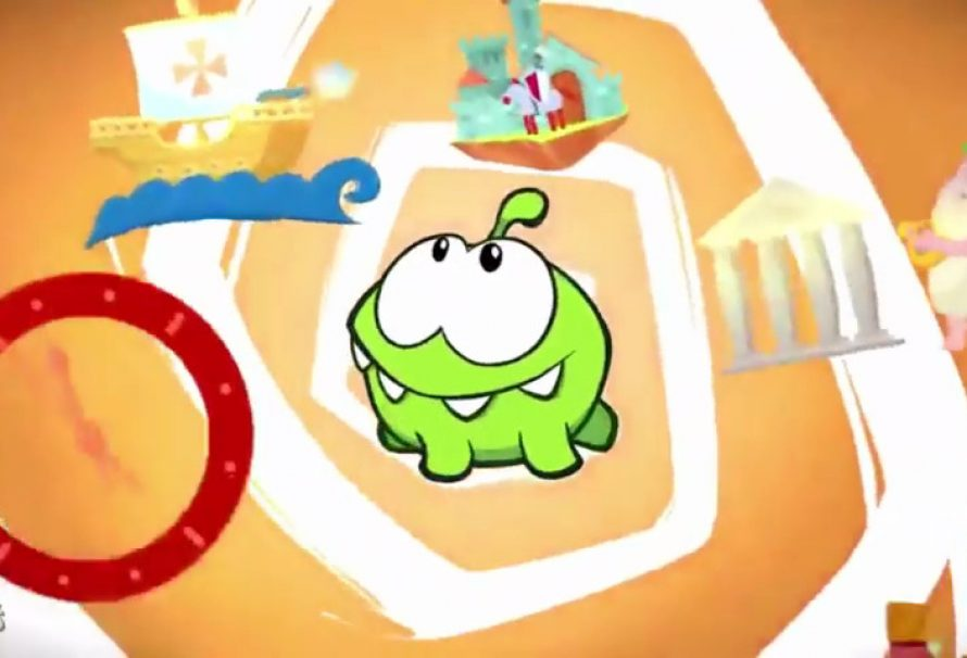 Cut the Rope Time Travel – Free To Play Mobile Game
