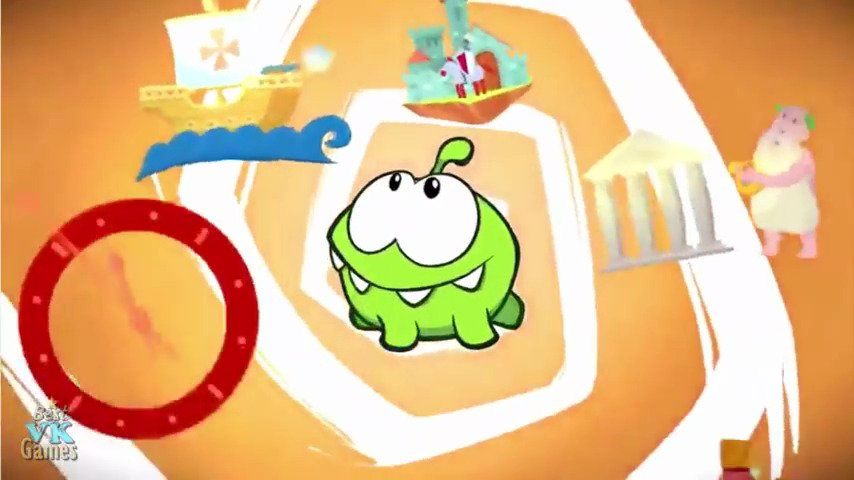 Cut the Rope Time Travel - #GTUSA 1