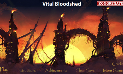 Vital Bloodshed - #GTUSA 1
