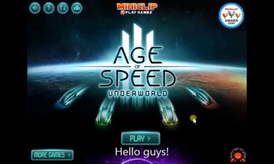 Age Of Speed Underworld - #GTUSA 1