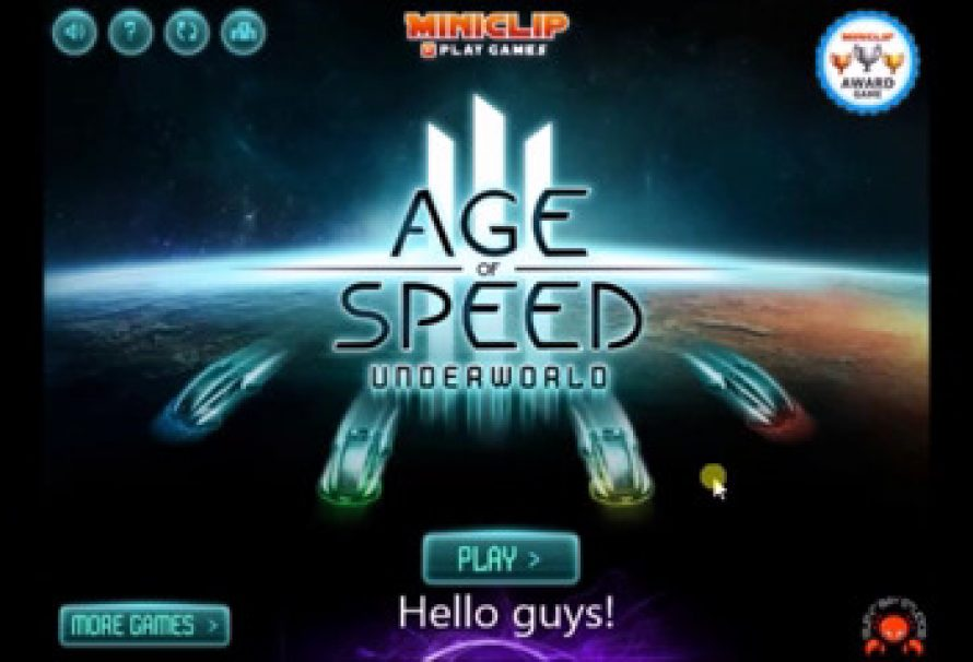 Age Of Speed Underworld – Free To Play Mobile Game