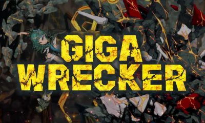 Giga Wrecker By Game Freak - #GTUSA 1